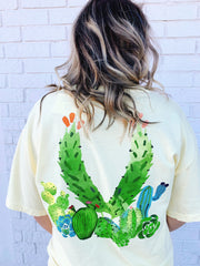 First Harvest Cactus Short Sleeve