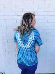 First Harvest Tie Dye Short Sleeve