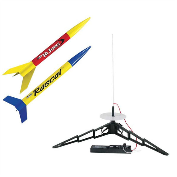 Estes Rascal + Hi Jinks Model Rocket kit