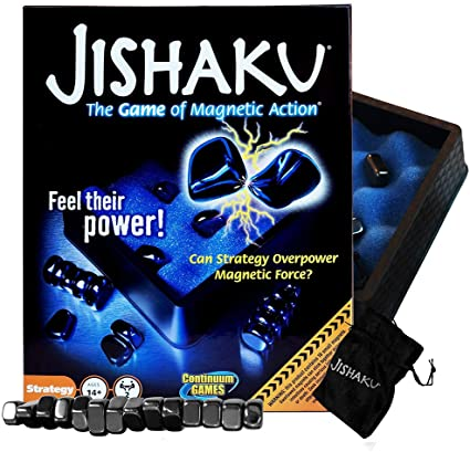 Jishaku : The Game of Magnetic Action