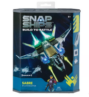 Snap Ships Sabre XF-23 Interceptor