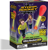 Ultra Stomp Rocket LED