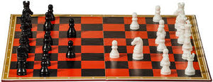 Chess & Checkers 2 in 1 Game