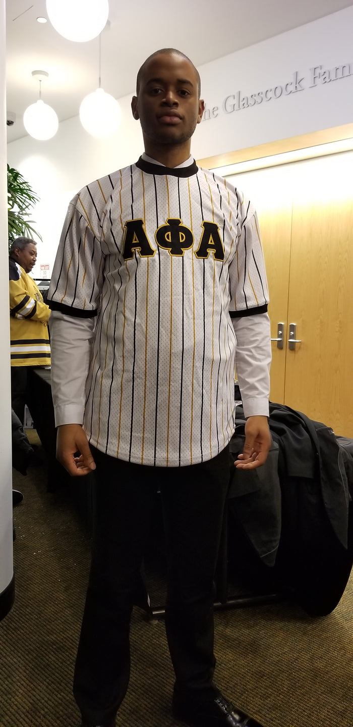 Pinstripes Jersey