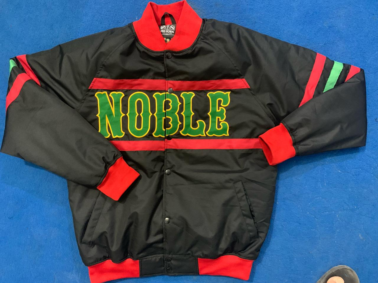 NOBLE Satin Jackets