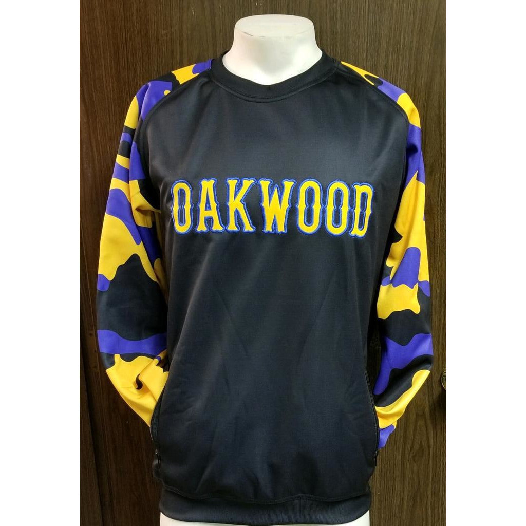 Custom Oakwood Crewneck