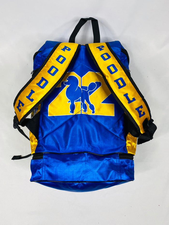 Sigma Gamma Rho Backpack