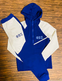 Phi Beta Sigma Tech Fleece Jacket