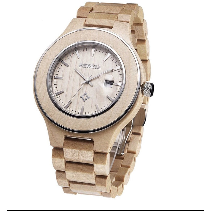 Men's Maple Wood Watch