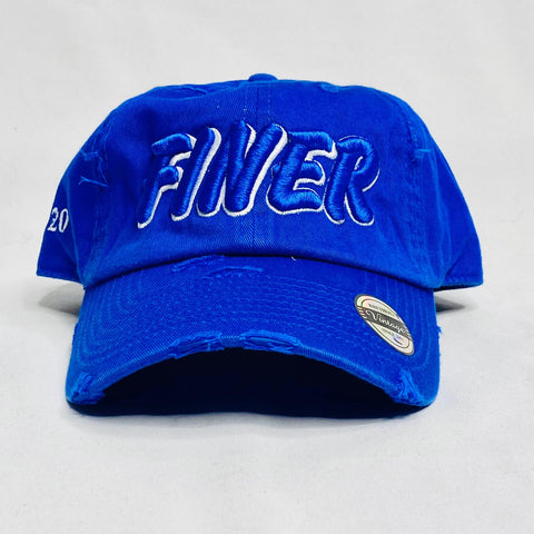Zeta Phi Beta Finer Blue Hat