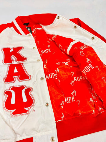 Kappa Alpha Psi Bomber Jacket
