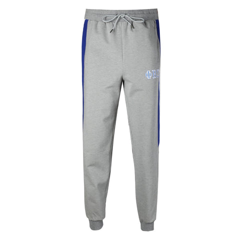 PBS Grey Tech Fleece Joggers