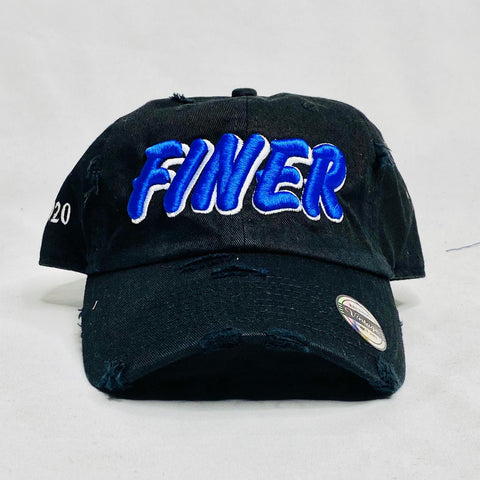 Zeta Phi Beta Finer Black Hat