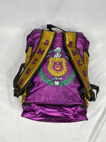 Omega Psi Phi Laptop Backpack