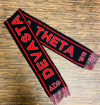 Delta Devastating Diva Black Scarf Only
