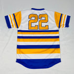 Sigma Gamma Rho Striped Baseball Jersey