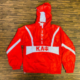 Kappa Windbreaker Pullover Jacket