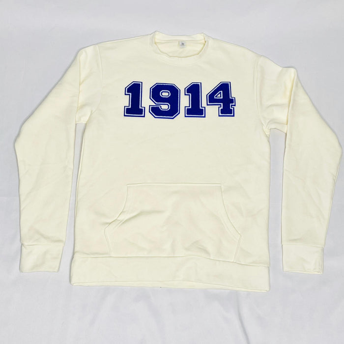 1914 Phi Beta Sigma Pocket Crewneck