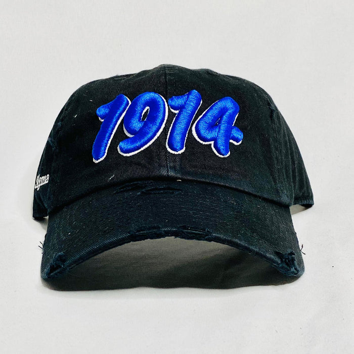 1914 Black Phi Beta Sigma dad hat