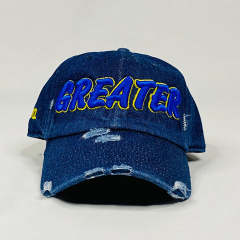Sigma Gamma Rho Greater Dark Denim Hat