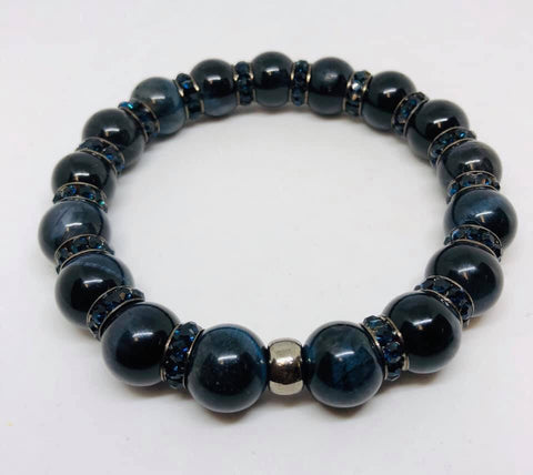 Navy Tigers Eye