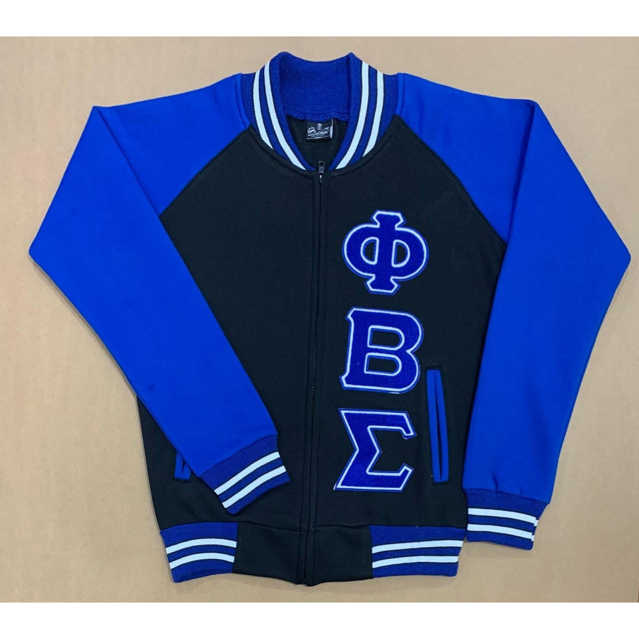Phi Beta Sigma Fleece Jacket