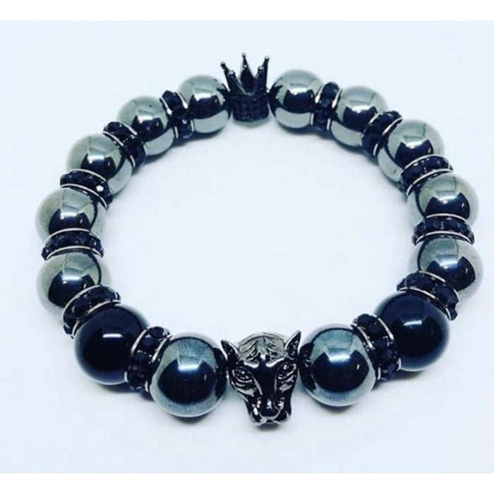 Black Panther Inspired Bracelet