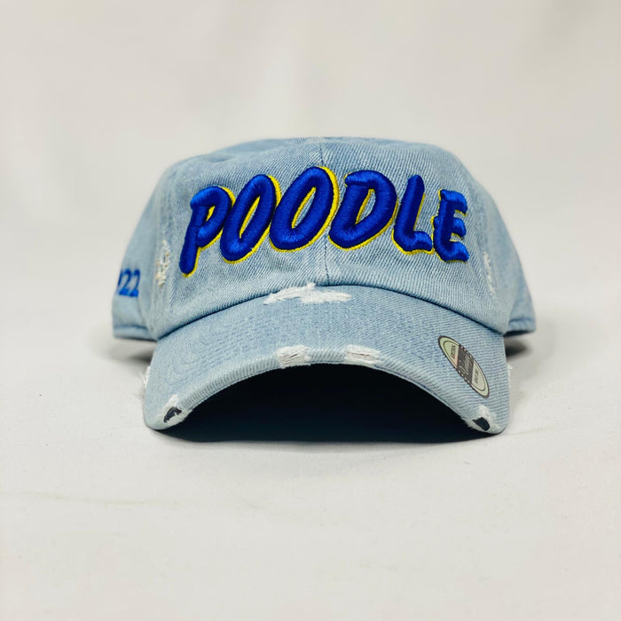 Sigma Gamma Rho Poodle denim Hat