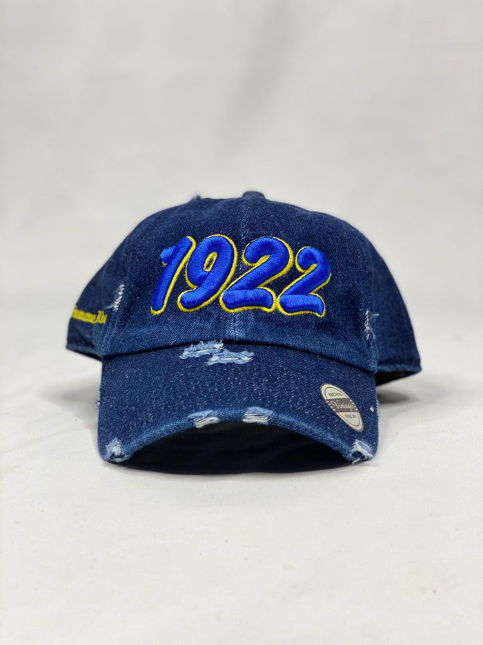 Sigma Gamma Rho 1922 Dark Denim Hat