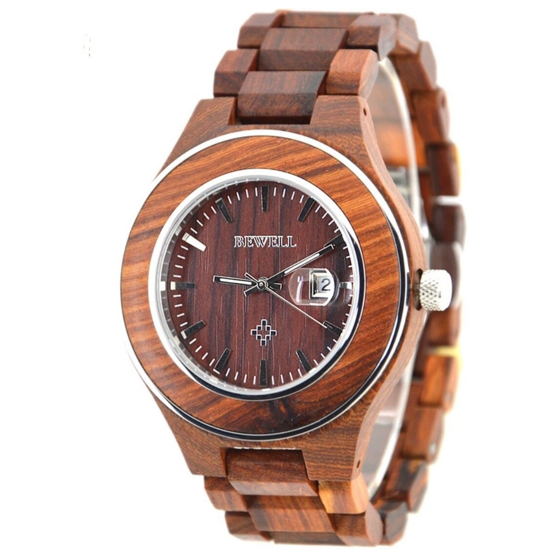 Men's Red Sandalwood Watch