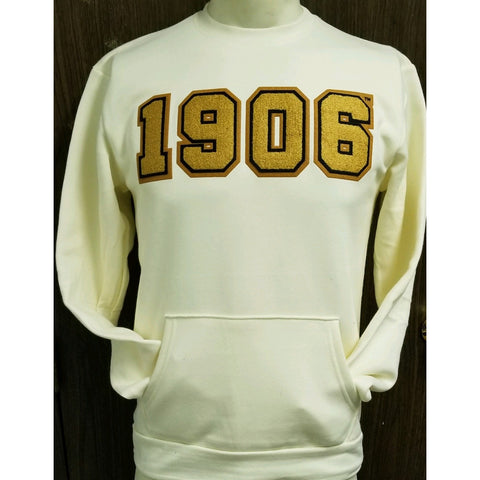 1906 Pocket Crewneck