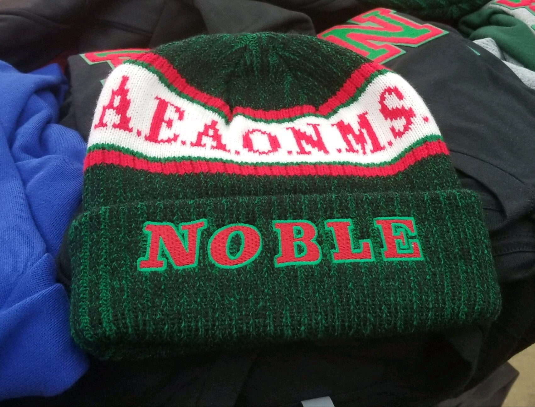 Noble Beanie Hat
