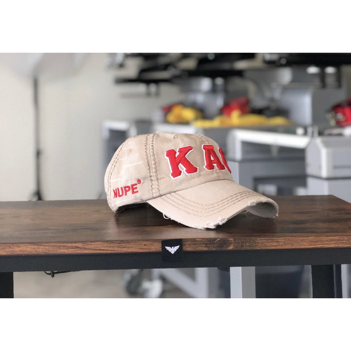 Kappa Alpha Psi dad hat