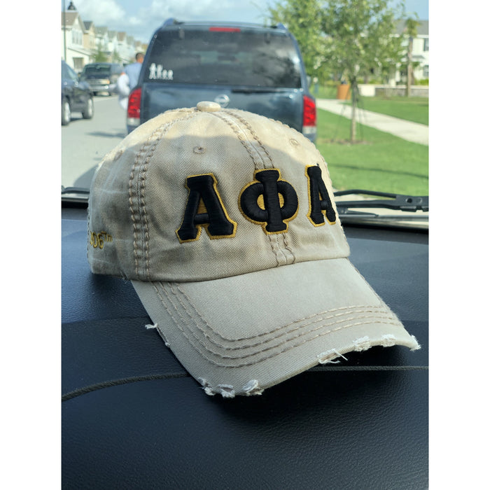 Alpha khaki Dad Hat