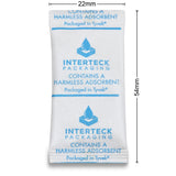 2 Gram Silica Gel Tyvek Desiccant Packets and Dehumidifiers