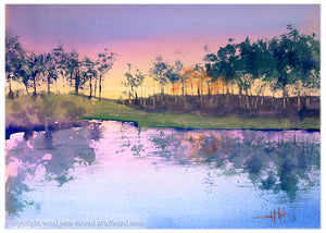 The Glow *Fine Art Prints