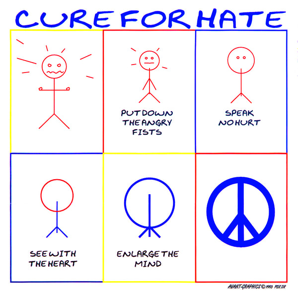 Cure for Hate T-Shirt