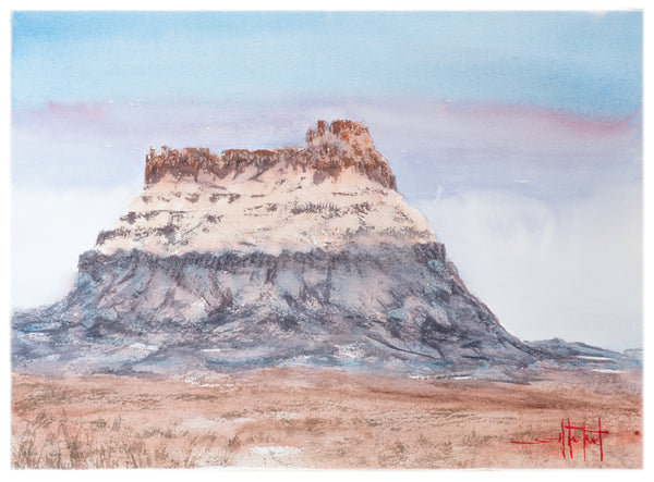 Factorty Butte *Fine Art Print