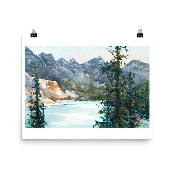 Moraine Lake *Fine Art Prints
