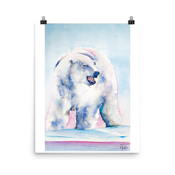The A-Roar-a-Bear-E-alis *Fine Art Prints