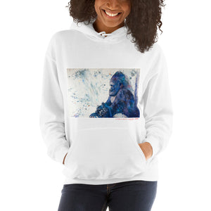 Memorageing Hooded Sweatshirt
