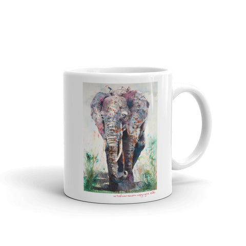 The Great Morgano Elephanto Mug