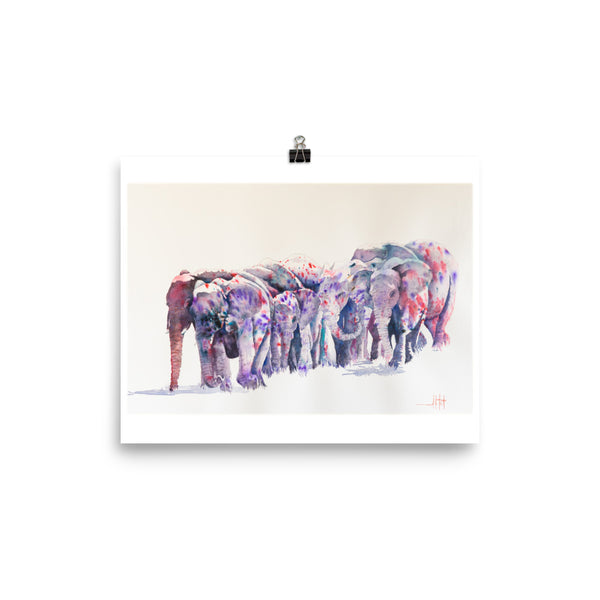 Parade of Hope *Fine Art Prints