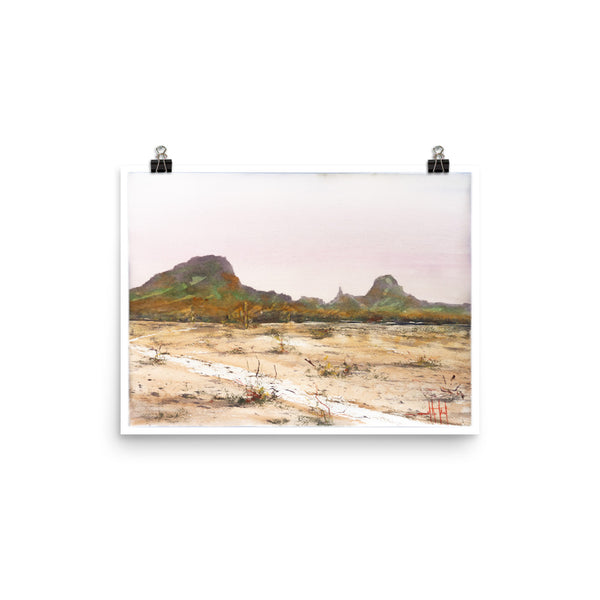 Saddle Mountain *Fine Art Prints!
