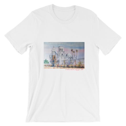 The White Dove of the Desert T-Shirt