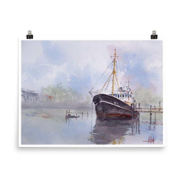 The Lost Trawlers of Grimsby *Fine Art Prints!