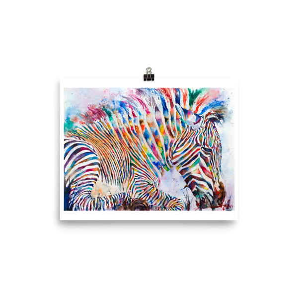 Fruity Zebra *Fine Art Prints