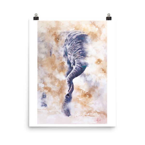 Saharan Shower *Fine Art Prints!