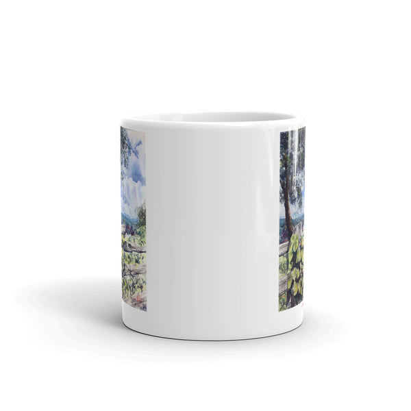 Raven Rocks Overlook Mug