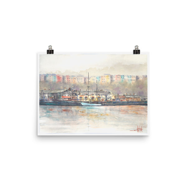 Mists of Bristol *Fine Art Prints!